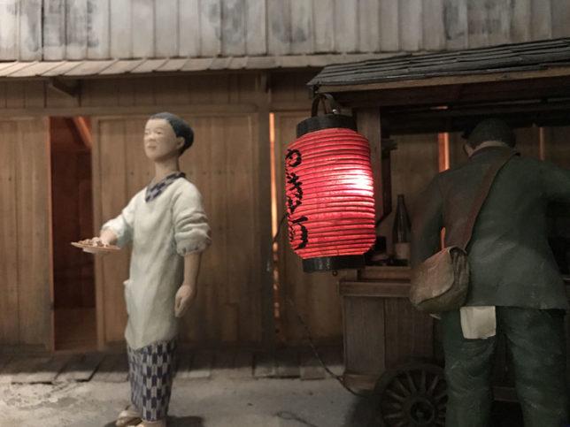 東京のジオラマ