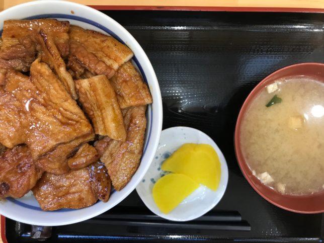 帯広 とん田の豚丼