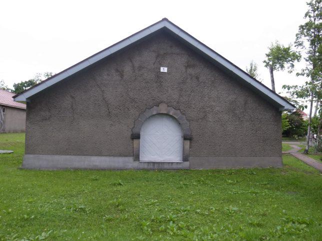 余市蒸留所の建物